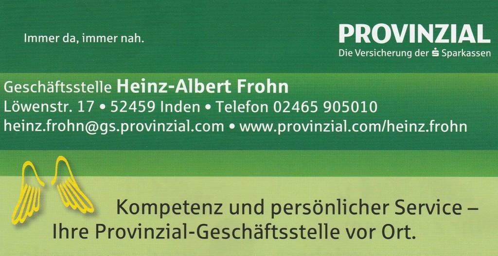 Albert Frohn